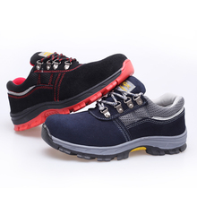 AC13012 Unisex Camouflage Labor Insurance Shoes Work Safety Puncture Proof Outdoor With Lace-up Acecare