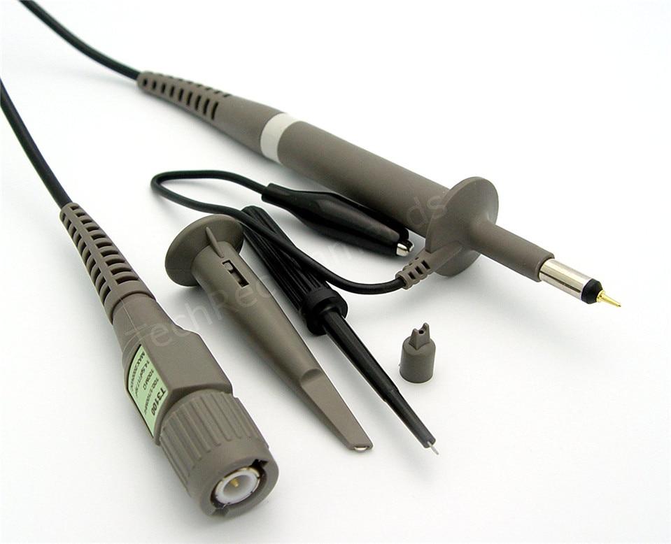 2017 Hohe Qualität Original Hantek T3100 Oszilloskop Hochspannung Sonde 100x2500 V 100 Mhz Kostenloser Versand Reinweiß Und LichtdurchläSsig