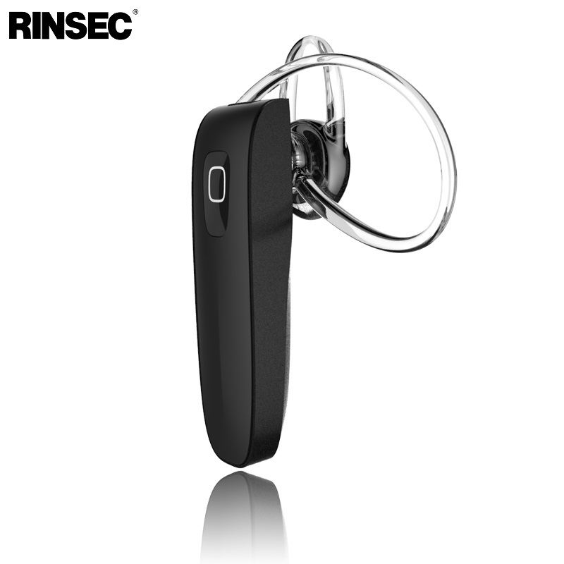 Top Quality!100% Original New Rinsec B1 Bluetooth 4.0 in ear Headset Wireless Headphones with Mic for all phone kz headset storage box suitable for original headphones as gift to the customer