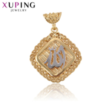 Xuping Fashion New Design Charm Style Necklace Pendant for Women Girls Jewelry Black Friday Gifts S81,7-33416