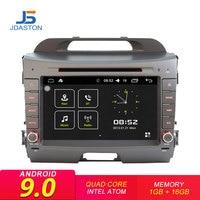 JASTON 2 Din Android 9.0 Car Multimedia DVD Player For KIA Sportage 3 2010 2011 2012 2013 2014 2015 RDS Car Radio GPS Navi Radio