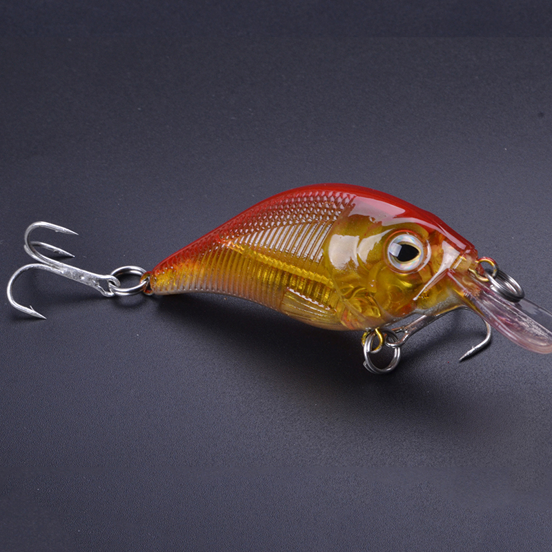 1PCS Crankbait Wobblers Hard Fishing Tackle 11g 6.5cm Swim bait Crank Bait Bass Fishing Lures 1pcs lifelike 8 5g 9 5cm minow wobblers hard fishing tackle swim bait crank bait bass fishing lures 6 colors fishing tackle