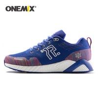 Onemix Men's Running Shoes Women Sports Sneakers Unisex Jogging Sneakers Tranier for Outdoor walking trekking jogging shoes