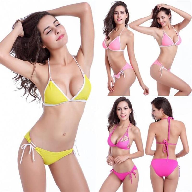 SWIMMART Sexy Maxi Dress Solid Women Bikini Without Pad Cool Qucik Dry Swimsuit Free Shipping Female Bathing Suit Beach wear