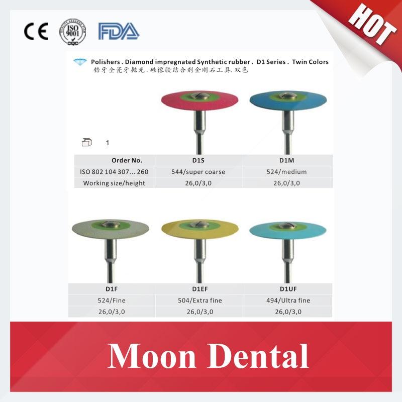 5 stuks/partij Tandheelkundige Polijsten Gereedschap Diamantslijper (Super Grof, Medium of Fijn) voor Zirconia en Alle soorten Keramiek-in Huidverzorgingshulpmiddelen van Schoonheid op  Groep 1