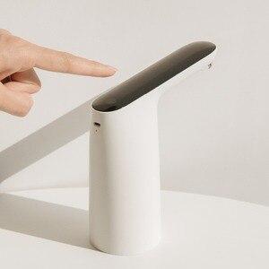 Image 2 - 新しい youpin 3 寿命自動 usb ミニタッチスイッチ水ポンプワイヤレス充電式電気ウォーターディスペンサーウォーターポンプ usb ケーブル