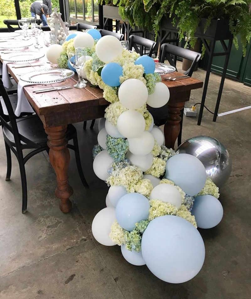 5/10/15 Meter Balloons Model Tool Latex Balloon Chain DIY Balloon Arch Garland Kits Wedding Birthday Baby Shower Party Decor