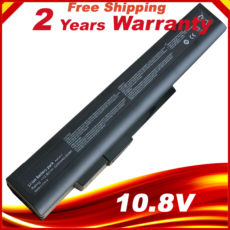 NEW Laptop Battery A32-A15 40036064 for msi A6400 CX640(MS-16Y1) CR640 Gigabyte Q2532N DNS 142750 153734 157296 new and original laptop baterry for dns 123871 gwbp05 921500013 11 25v 2800mah