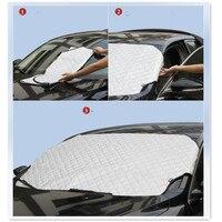 HOT SALE Car sunshade car cover snow FOR BMW X1 X3 X5 X6 X4 E30 E34 E36 E38 E39 E46 E52 E53 E60 E90 M3 M4 M5 M6 325 328 F10