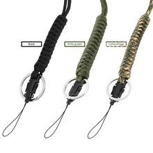 High quality Outdoor Lanyard Rope 7 Strand Camping Awning Tent Rope Parachute Cord Survival kit Camera String Sling Wholesale цена