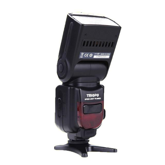 New Triopo TR-586EX Wireless Flash Mode TTL Speedlite Speedlight For Canon For Nikon DSLR Camera as YONGNUO YN-568EX