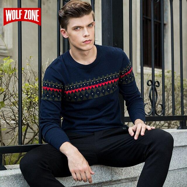 Chandails Vêtements Pull Pull Marque Homme Hommes Mode Hommes Top 2017 O Cerfs Chandail avec des gqE8nI