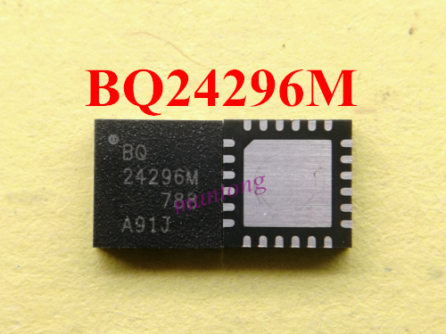 bq24296m - 3pcs/lot charging ic BQ24296M BQ24296