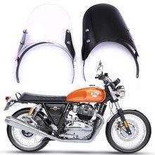 Мотоциклетная фара обтекатель ветрового стекла ветрозащитный