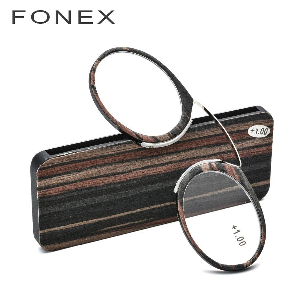 Raya fina óptica SOS Pince Nez nariz estilo descanso pellizcar gafas de lectura para los viejos hombres mujeres ee.uu. 1,0 1,5 + 2,0 + 2,5 + 3,0 + 3,5