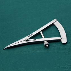 Hot sale Adjustable Wing Divider Edge Creaser stainless steel DIY Leather Craft Tool