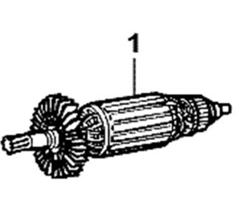 цена на Armature Rotor for DeWALT 495832-00 D21710 D21110 1007787-00 D21716K D21717 D21711 D21717K D21711 Anchor