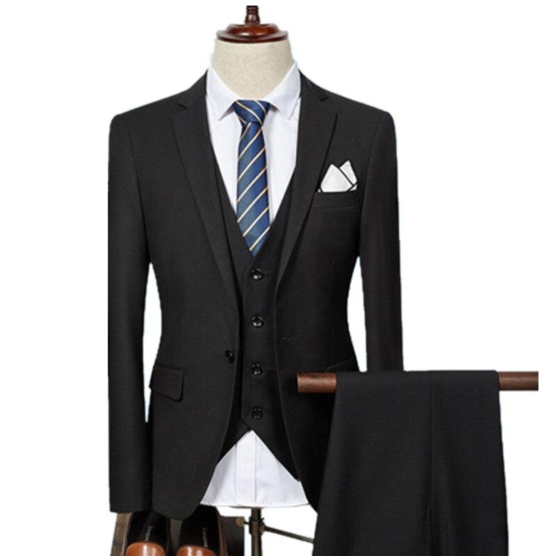 PYJTRL Mens Stylish Shiny Blue Rose Print 2 Pieces Set Latest Coat Pant Designs Men Suits