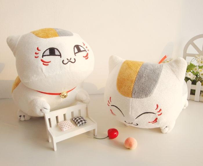 stuffed animal plush 60cm natsume yuujinchou cat plush toy soft doll w961