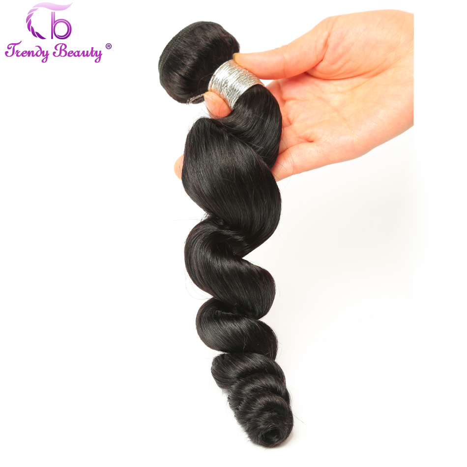 Brazilian Loose Human Hair Weaving Extensions Wave Virgin Hair 8-26 inch One piece Only Can Be Dyed Free Shipping