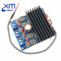 1 PÇS/LOTE TDA7492 Classe D Placa Amplificador Digital de Alta Potência 2x50 W AMP Board + Radiador AU