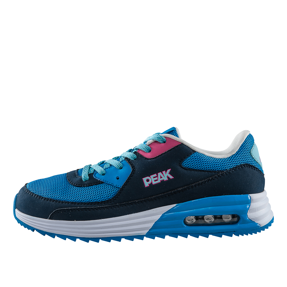 ФОТО PEAK 100% Original New Women Running Shoes Air Cushion Sneaker E51368E Free Shipping