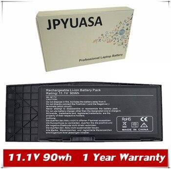7XINbox-batería para portátil 11,1 V 90Wh, para Dell Alienware M17x R3 R4...