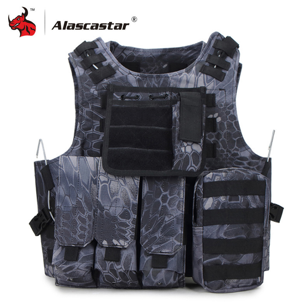 Motorcycle Racing Vest Protective Gear Motorcycle Riding Chest Armor Military Tactical Vest Outdoor Camouflage Hunting Vest