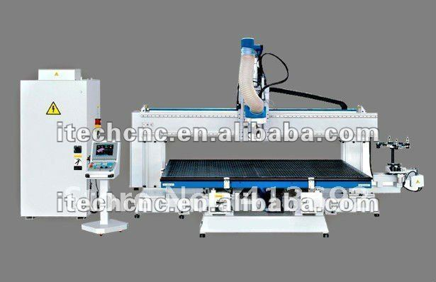 Table Moverable rack and pinion CNC Router 1325C