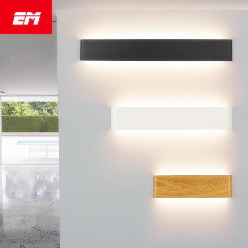 Moderne Led Wand leuchte treppe beleuchtung leuchte lampe nacht lampe wand lampe bad spiegel licht AC110 ~ 260 v ZBD0001
