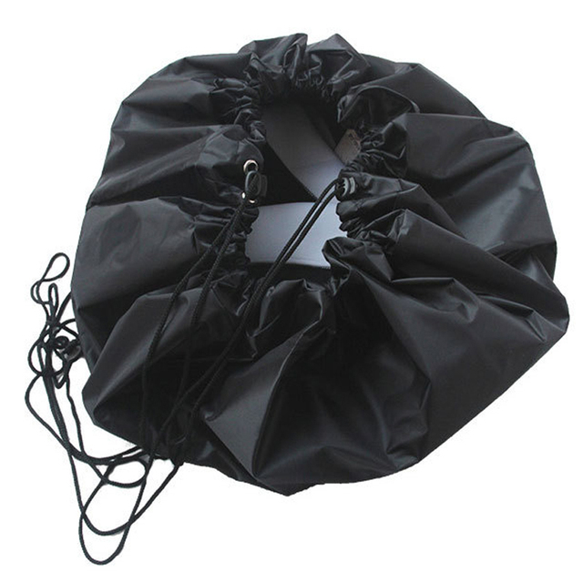 surfing 2pcs/set wetsuit change mat waterproof  bags easy carry bag surf beach mat keep your car & sand & mud free
