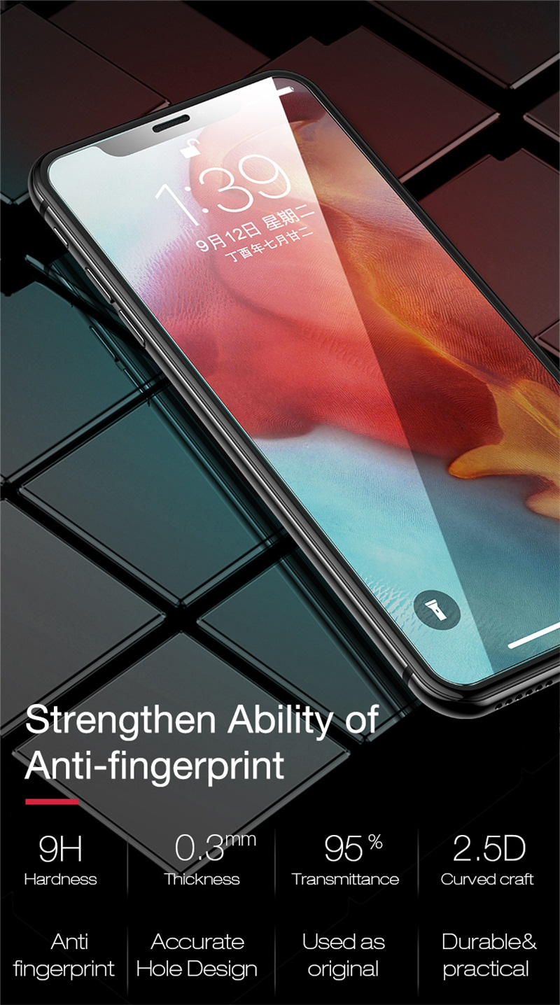 1. Glass for iphone 9