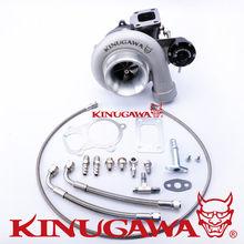 "Kinugawa Ball Bearing Turbocharger 4"" GT3582R AR.63 T3 5 Bolt for Ford Falcon XR6 BA/BF"