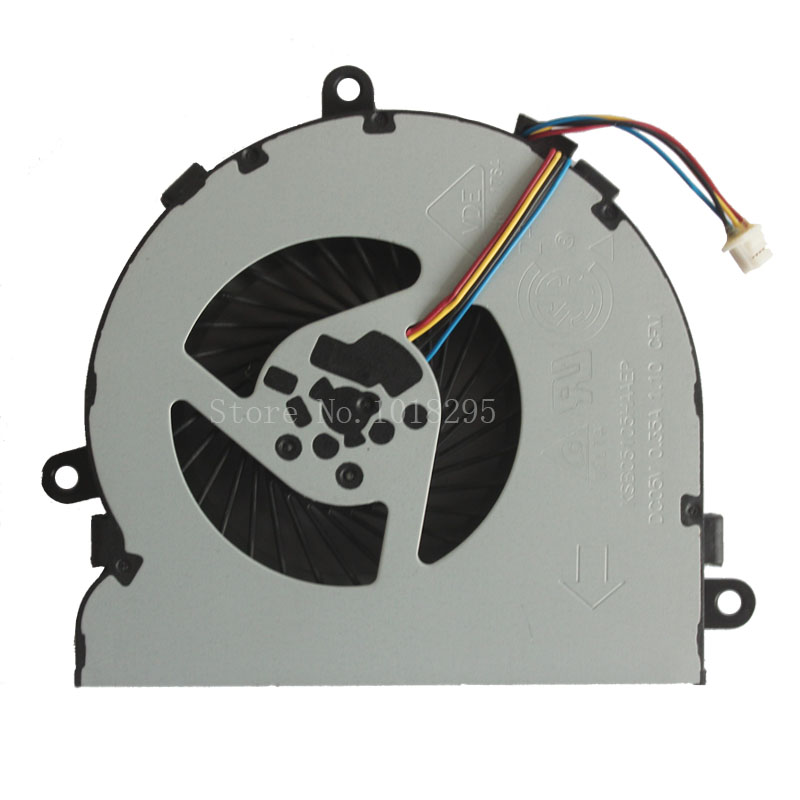 Laptop CPU Cooling fan cooler for HP TPN-C125 TPN-C126 HQ-TRE RTL8723BE