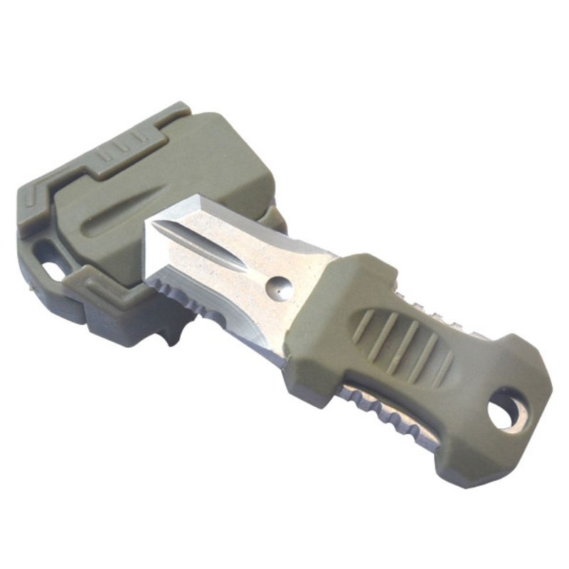 Nuevo Molle EDC Gear Mini Escarabajo Multifunción de Acero Inoxidable Cuchillo A