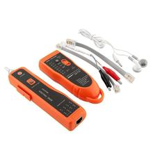 RJ11 RJ45 Cat5 TEL Wire Tracker Network Cable Tester Detector Line Finder