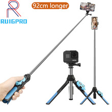 цена Bluetooth Selfie Stick Tripod for Phone Monopod Mount for Huawei P20/P10 Lite/P10 Plus/P9/P8 Samsung iPhone X/8/7/6/6S Android онлайн в 2017 году
