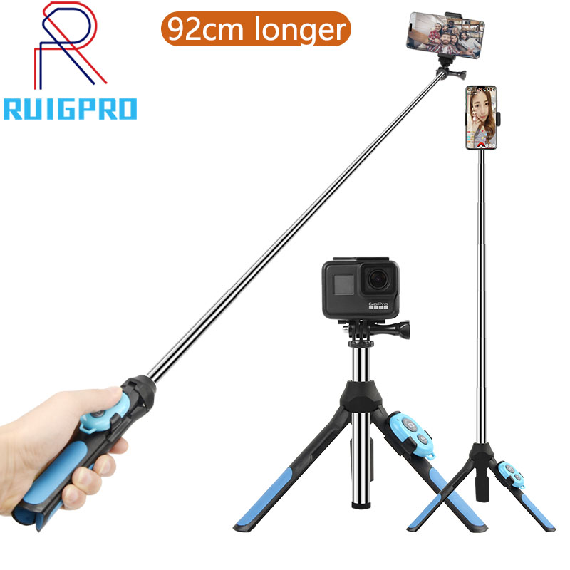 Bluetooth Selfie Stick Tripod for Phone Monopod Mount for Huawei P20/P10 Lite/P10 Plus/P9/P8 Samsung iPhone X/8/7/6/6S Android
