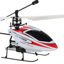 WLtoys V911 2.4Ghz 4CH Single Blade Mini RC Helicopter