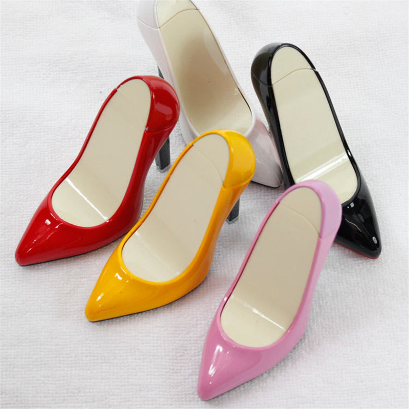 Creative Compact Jet Butane Lighter Inflated Gas High heels Lighter Bar Cigarette Accessories NO GAS-in Matches from Home & Garden