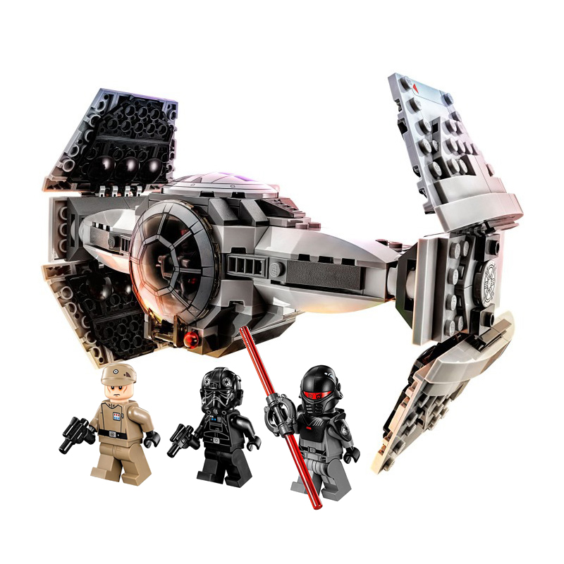 10373 Brick Star Wars Force Awakens TIE Model Building Compatible With  75082 Toys Hobbies Bricks For Children Gifts Kids