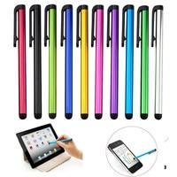 100x pantalla táctil Tablets y computadoras y Móviles capacitiva Lápices para pantalla táctil para iphone 8 7 7 más 6 6 Más para Samsung para iPad