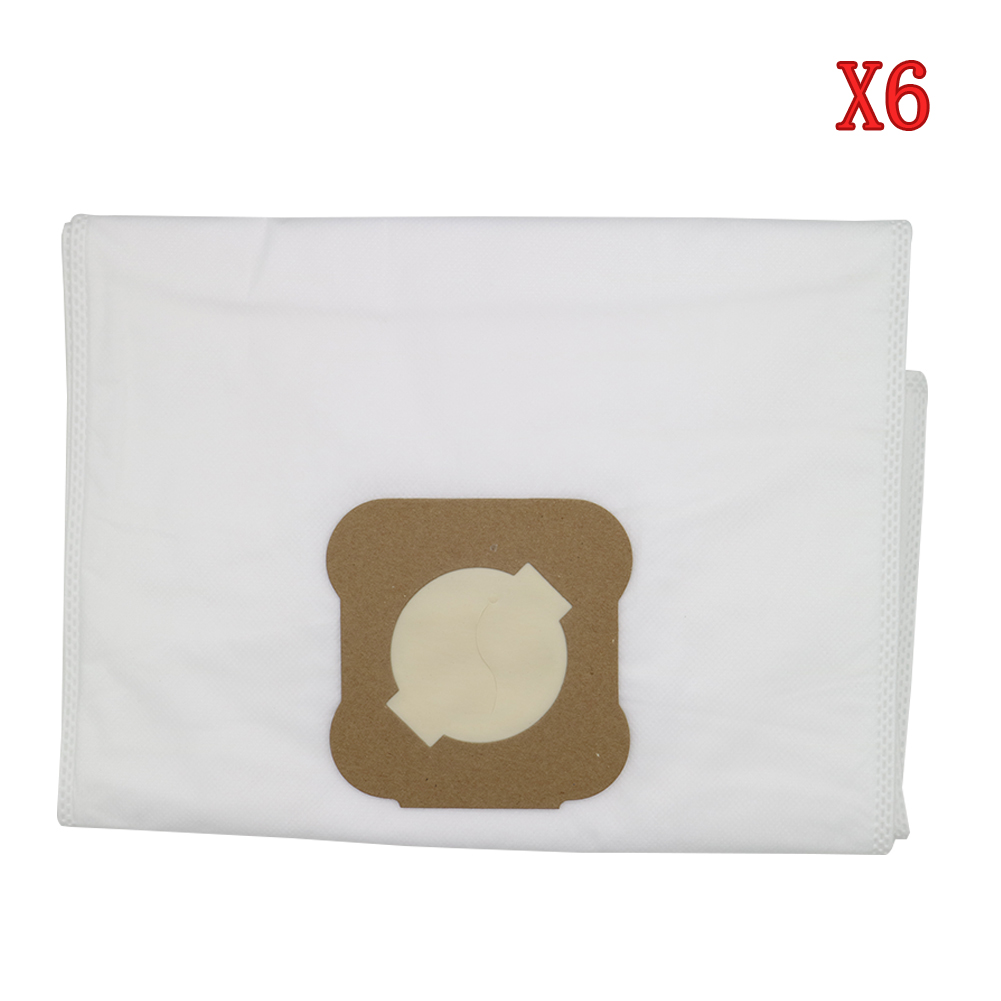 6pcs Dust Bags Fit For Kirby Vacuum Cleaner Hoover Dust Bags For Generation SYNTHETIC G3 G4 G5 G6 G7 2001 DIAMOND SENTRIA 2000