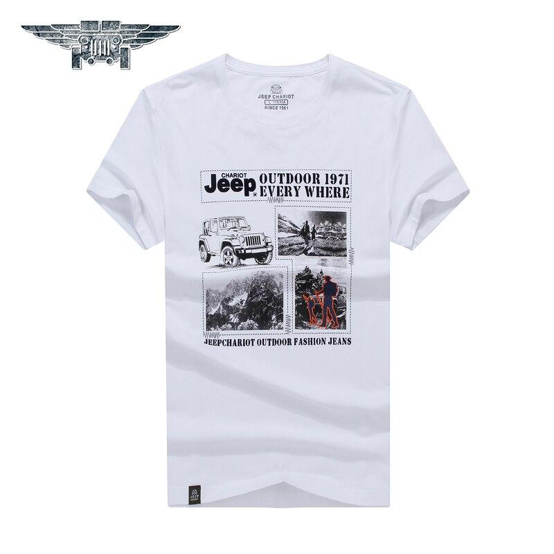 2018 Uomini di Marca di Modo del Cotone Casuale T-Shirt Uomo Manica Corta Estate Nuovo Arrivo Parti Superiori Allentate Uomini T-Shirt # JPZC1605