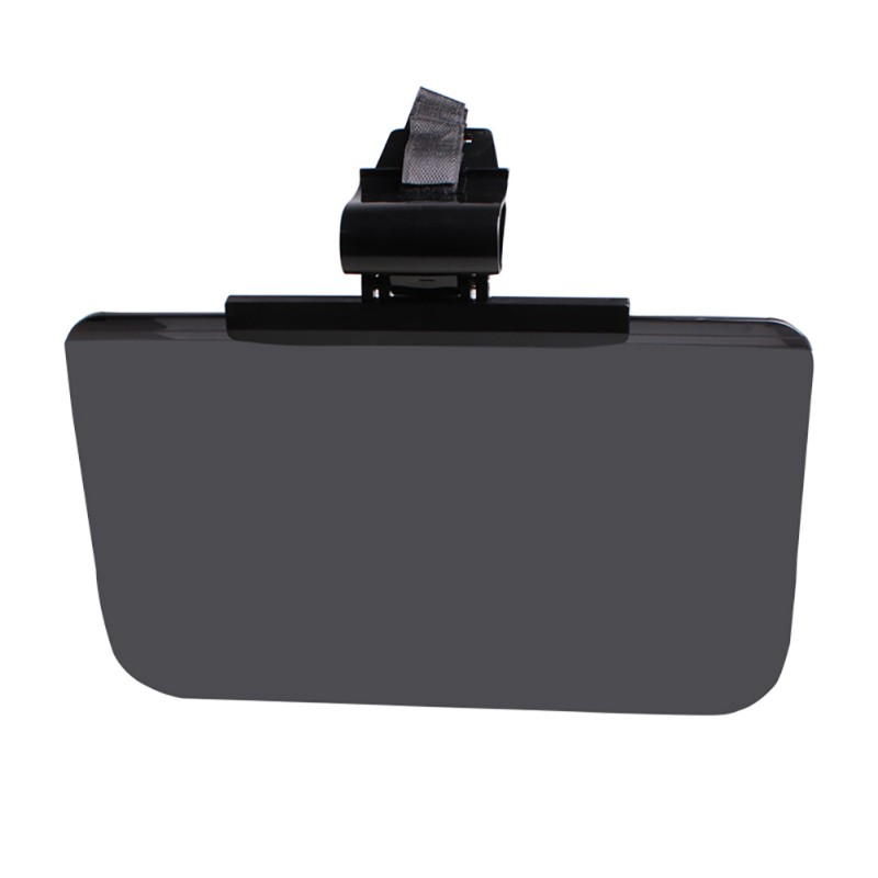 Image 2 - New Car Accessories Car Windshield Sun shade Goggles Auto Retractable Side Sunscreen Shade Car sun visor glasses-in Windshield Sunshades from Automobiles & Motorcycles