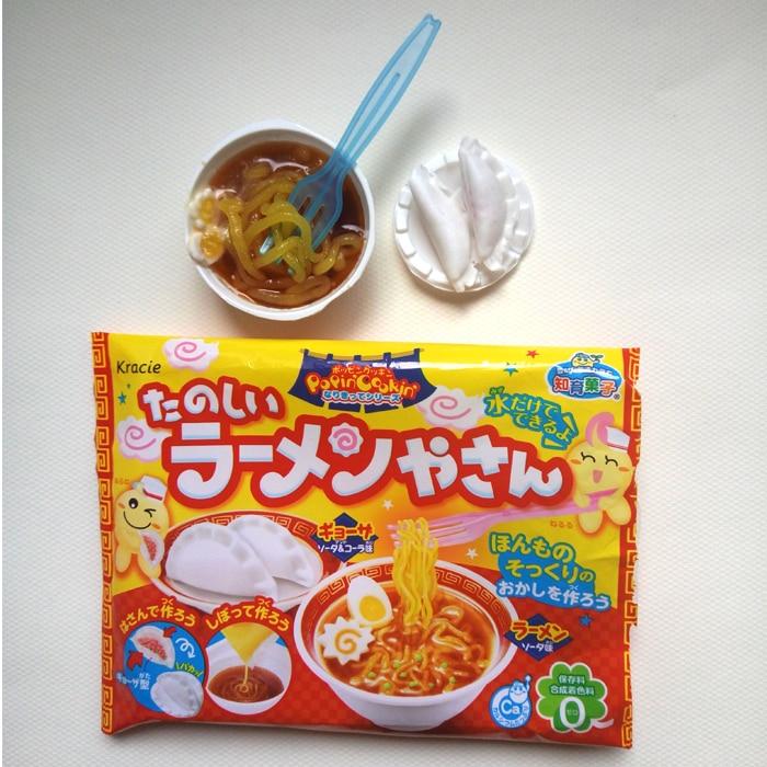 DIY Kracie Popin Cook masa de caramelo Toys.Noodle Albóndigas - Educación y entrenamiento - foto 5