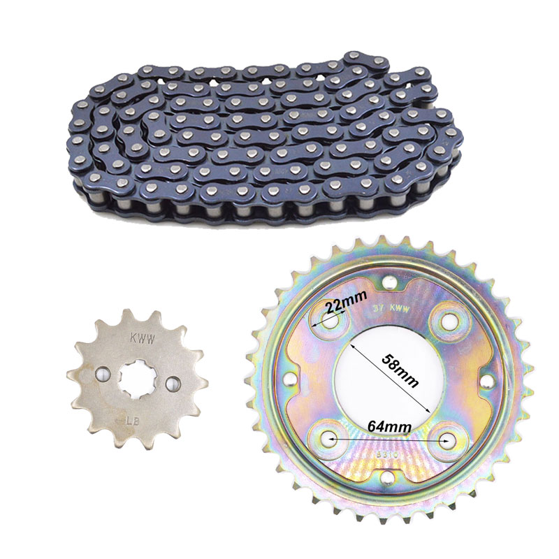 Gearing Upgrade 17 Tooth Front Sprocket suitable for AJS ECO 2 125cc