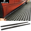 1 Series 1M JC Car-Styling Carbon Fiber Racing Side Skirts Body Apron for BMW 1 Series 1M Coupe Sedan 2011