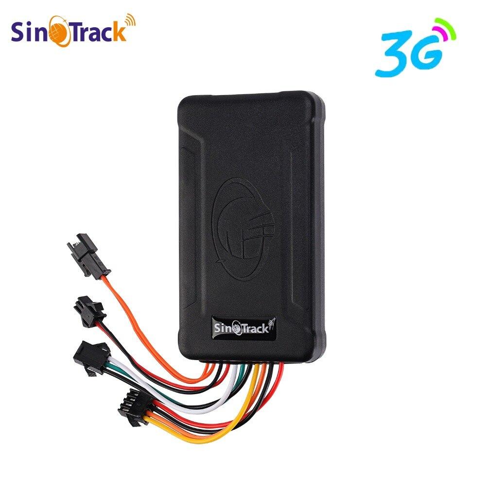 3G WCDMA ST-906W GSM GPS tracker pour voiture moto véhicule 3G dispositif de suivi avec coupure d'huile et logiciel mobile en ligne