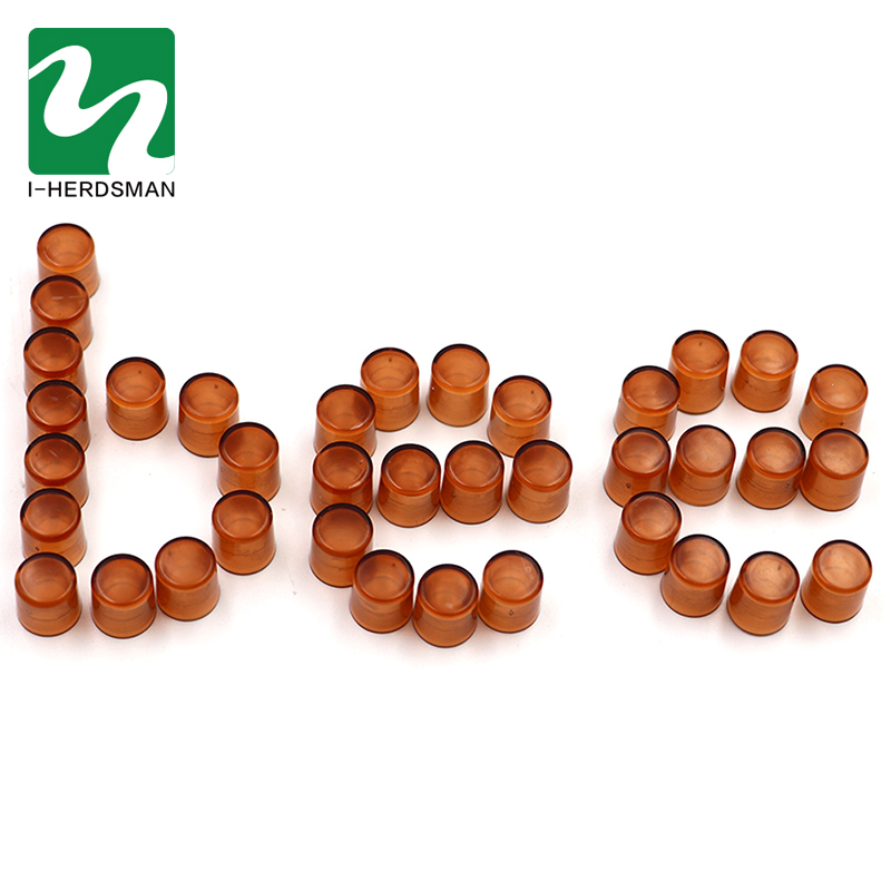 60 Pcs Brown Cell Cups For Apiculture Beekeeping Queen Box Bee Feeding Beekeeping Tools Equipment
